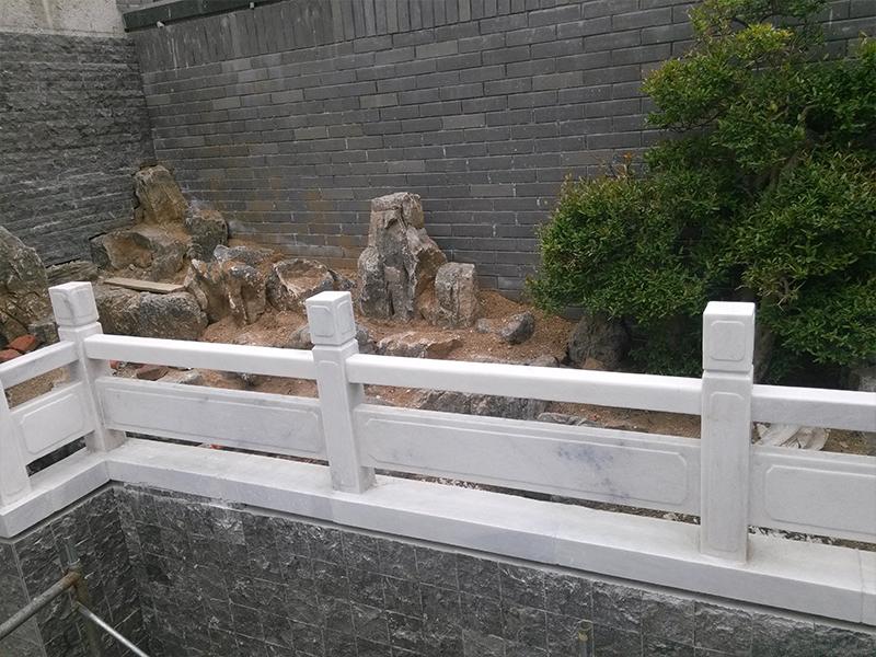 青石护栏价格也受批发采购的数量影响